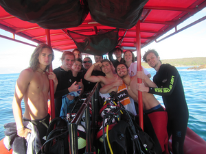 Club Dive Weekend - Merimbula 21 -22 March