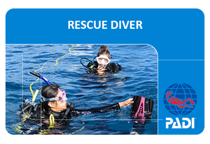 Rescue Diver - September 15 & 16 (Pool 1st September)