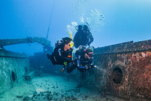 Wreck Diver Specialty Course -19 & 20 October 2019