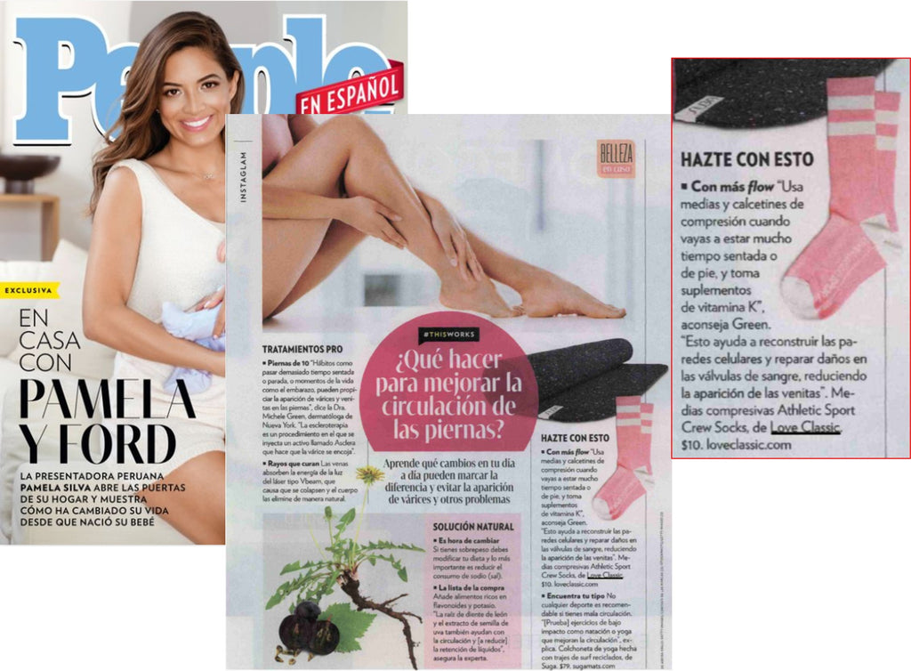 People En Español's August Issue!