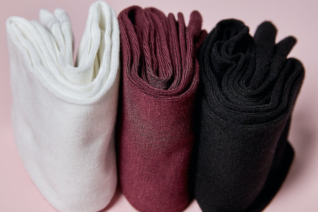 Extra Long Thigh High Socks | 3-Pack Bundle