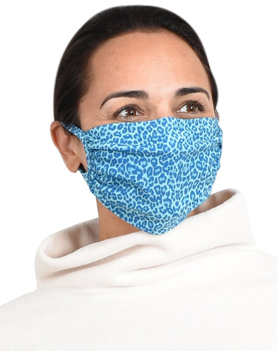 Face Mask Blue Chee