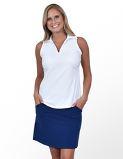 Fairway Skort in Navy