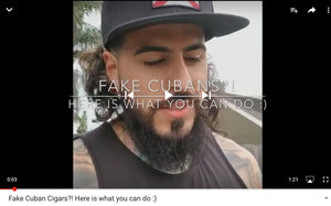 Fake Cubans!?