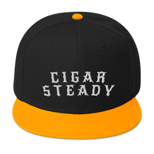 """Cigar Steady Jag"" Snapback Hat - More Options"