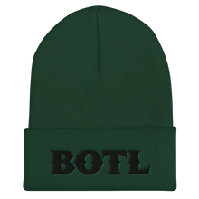 """BOTL"" Cuffed Beanie (Black Thread)"