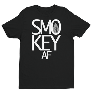 "Men's ""SMOKEY AF"" Short Sleeve T-shirt (More Options)"