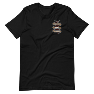 "Men's ""Smoke Snake"" Short-Sleeve T-Shirt - More Options"