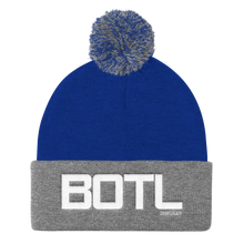 """BOTL"" Pom Pom Knit Cap (More Options)"