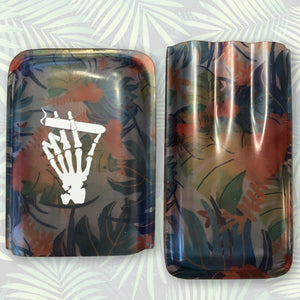 "Summer Edition ""Still Smokin"" Cigar Case (Tropical Clear)"