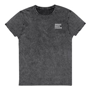 "Men's ""Smoke Dope"" Denim T-Shirt (more options)"