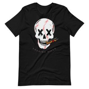 "Men's ""Smoking Kills"" Short-Sleeve T-Shirt (more options)"