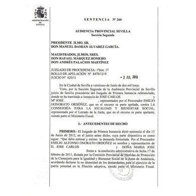 Traducción de Documentos de Adopción - FIRST STEP TRANSLATIONS CORPORATION
