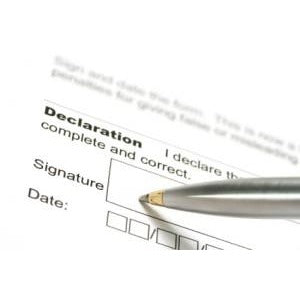 Translation of Affidavits - FIRST STEP TRANSLATIONS CORPORATION