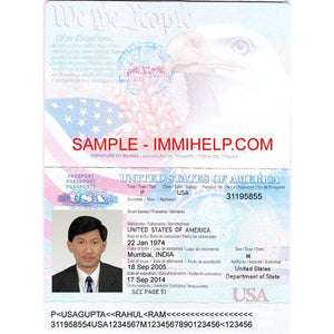 Translation of Passports - FIRST STEP TRANSLATIONS CORPORATION