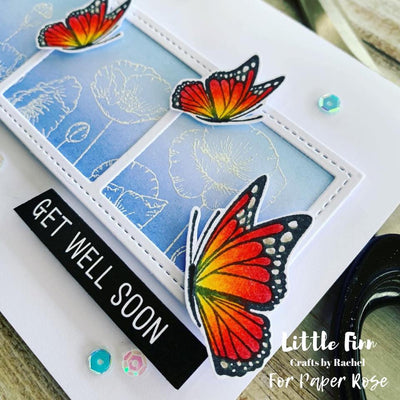 Get Well Soon Card -Rachel Bruerton Finn