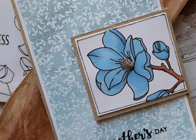 Magnolia Mother's Day Card - Melissa Goodman