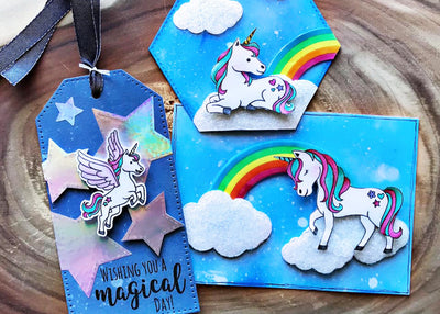 Unicorn Magic - Melissa Goodman