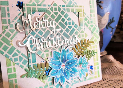 Stencil Backgrounds - Deb Adams