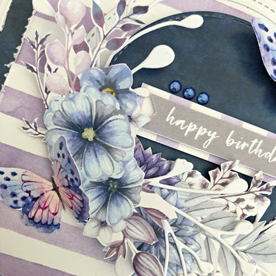 Happy Birthday Card - Tania Ridgwell