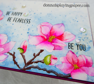 Be Happy, Be Fearless, Be You - Donna Lewis