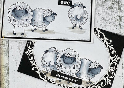 Wooly Cards - Mandy Herring