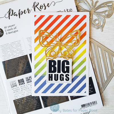 Big Hugs Card - Kelly Bates
