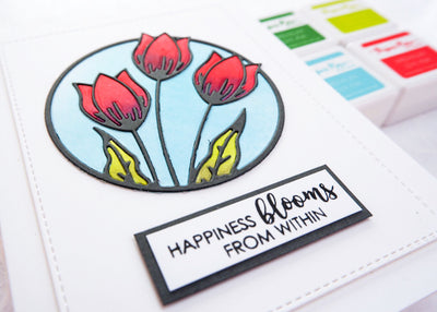 Happiness Blooms from Within - Donna Lewis