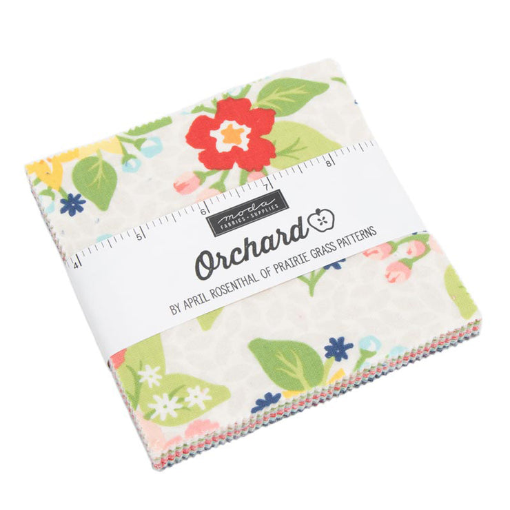 Orchard by April Rosenthal Charm Pack - Moda Fabrics