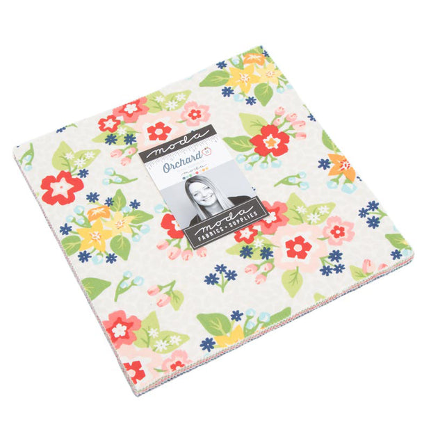 Orchard by April Rosenthal Layer Cake - Moda Fabrics