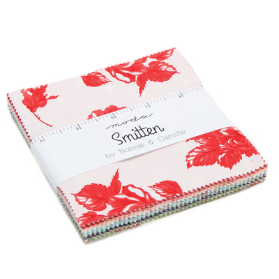 Smitten by Bonnie & Camille Charm Pack - Moda Fabrics