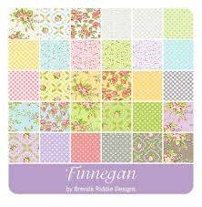 Finnegan by Brenda Riddle Design Jelly Roll - Moda Fabrics
