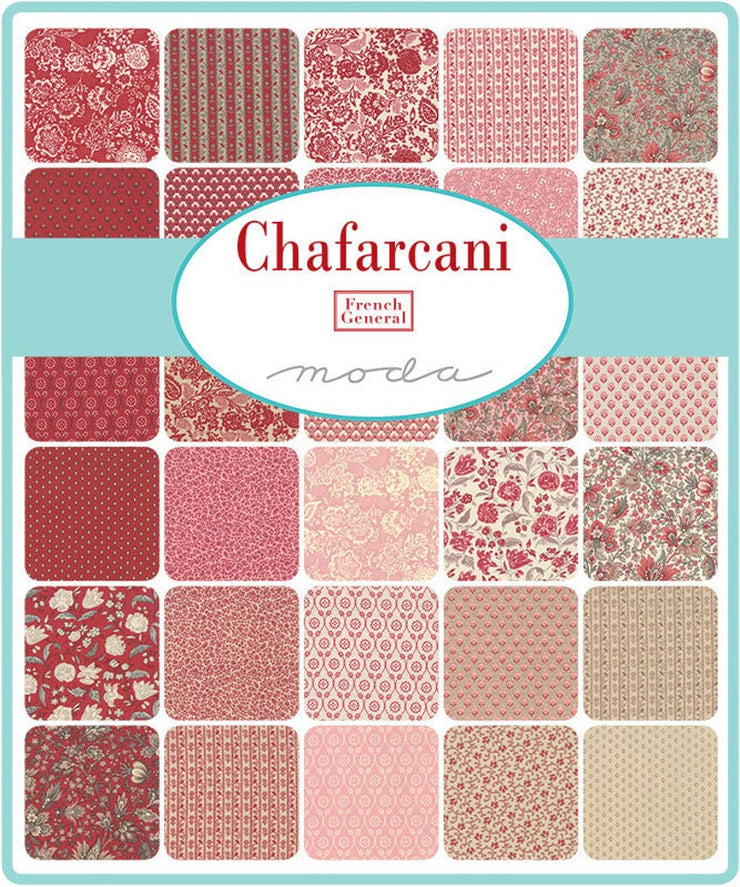 Chafarcani by French General Charm Pack - Moda Fabrics