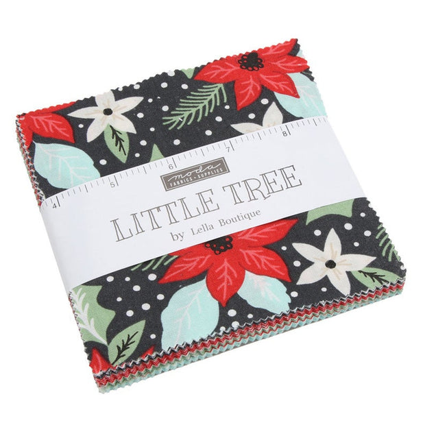 Little Tree by Lella Boutique Charm Pack - Moda Fabrics