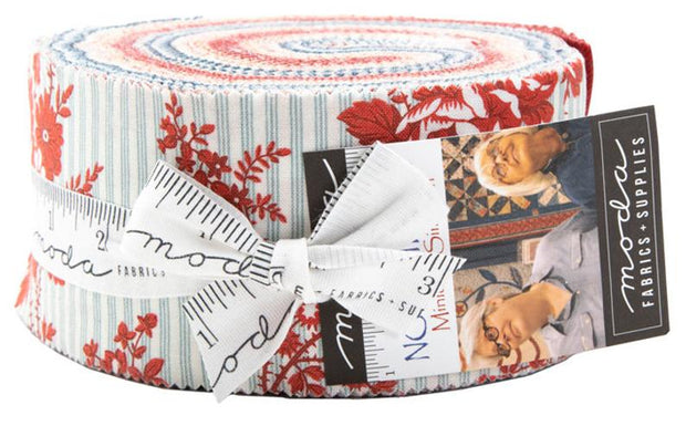 Northport by Minick & Simpson Jelly Roll - Moda Fabrics