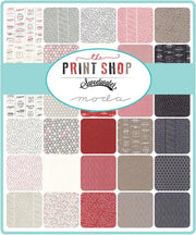 The Print Shop by Sweetwater Jelly Roll - Moda Fabrics