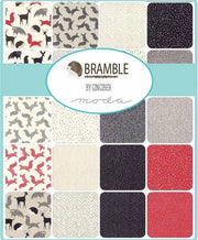 Bramble by Gingiber Layer Cake - Moda Fabrics