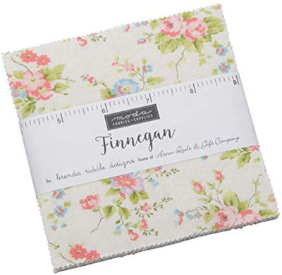 Finnegan by Brenda Riddle Designs Charm Pack - Moda Fabrics