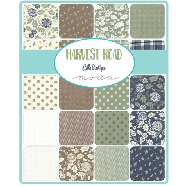 Harvest Road by Lella Boutique Charm Pack - Moda Fabrics