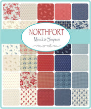 Northport by Minick & Simpson Charm Pack - Moda Fabrics