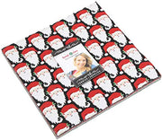 Kringle Claus by Basic Grey Layer Cake - Moda Fabrics
