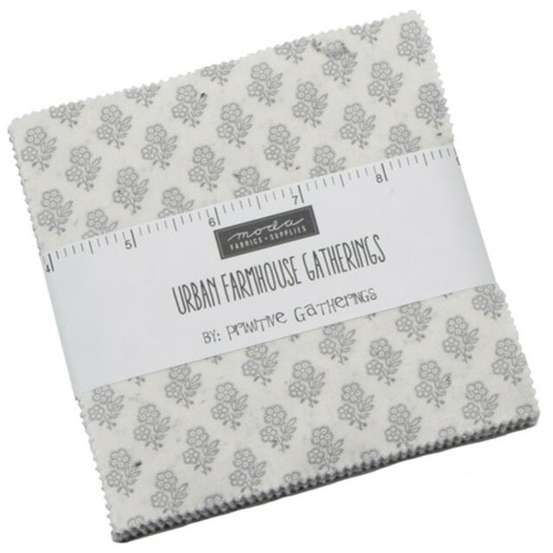 Urban Farmhouse Gatherings by Primitive Gatherings Charm Pack - Moda Fabrics