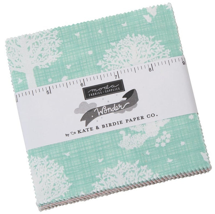 Wonder by Kate & Birdie Paper Co. Charm Pack - Moda Fabrics
