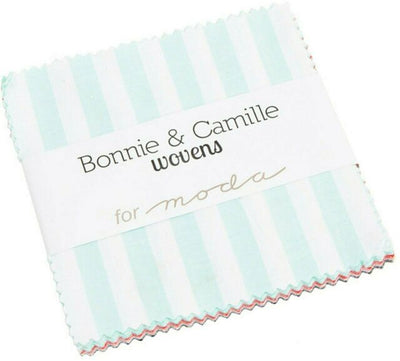 Wovens by Bonnie & Camille Charm Pack - Moda Fabrics