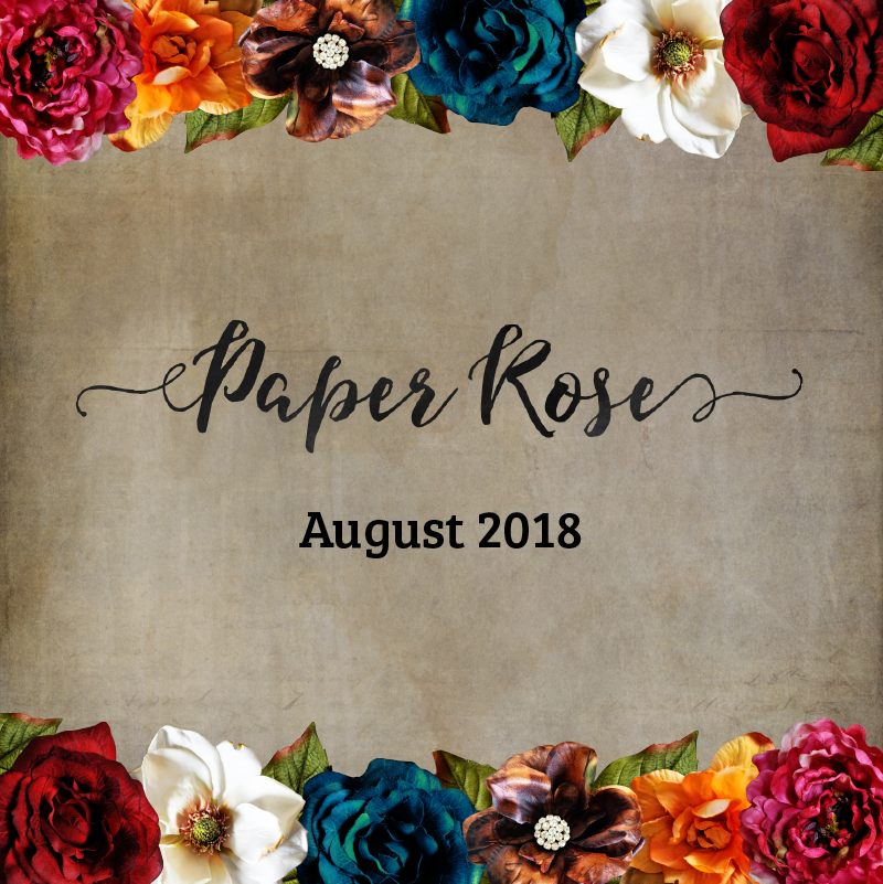 August 2018 New Releases