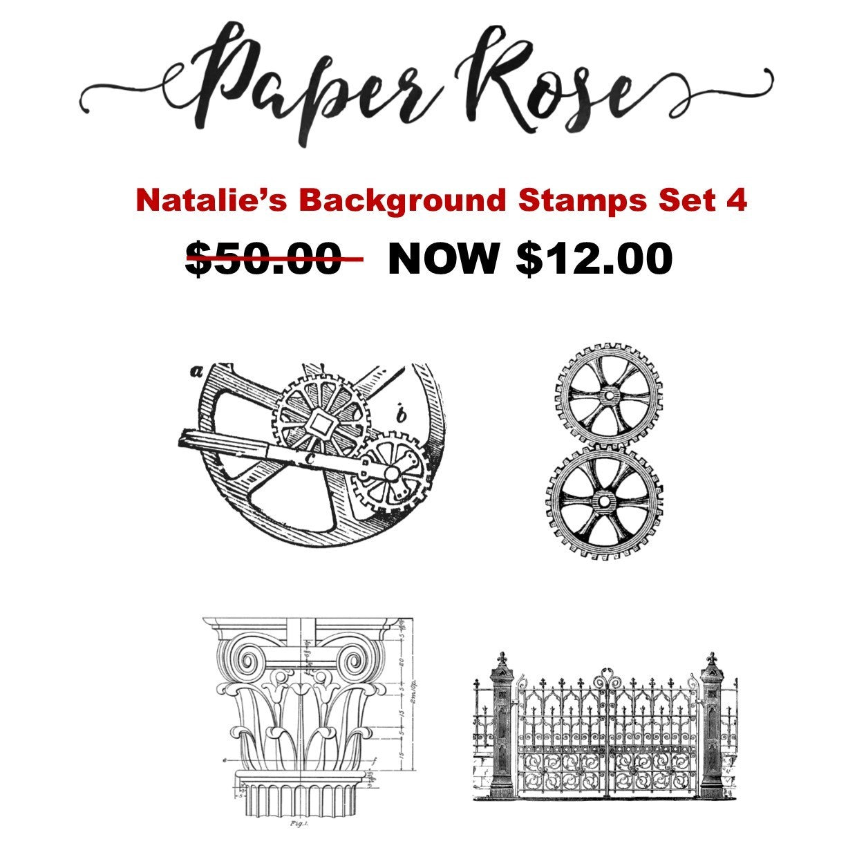 Rubber Stamp Packs