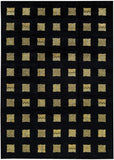 Bokara Rugs Black Himalayan Art Area Rug
