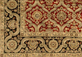 Bokara Rugs Red / Black Crown Select Area Rug