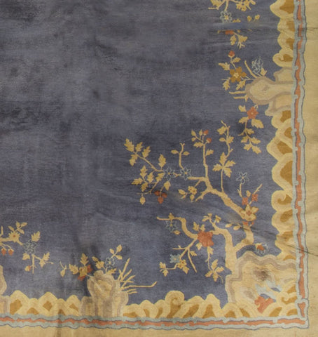 BOKARA RUGS MULTI ANTIQUE CHINA : HAND WOVEN 100% WOOL