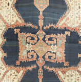 Bokara Rugs Multi Antique Persian Fine Area Rug
